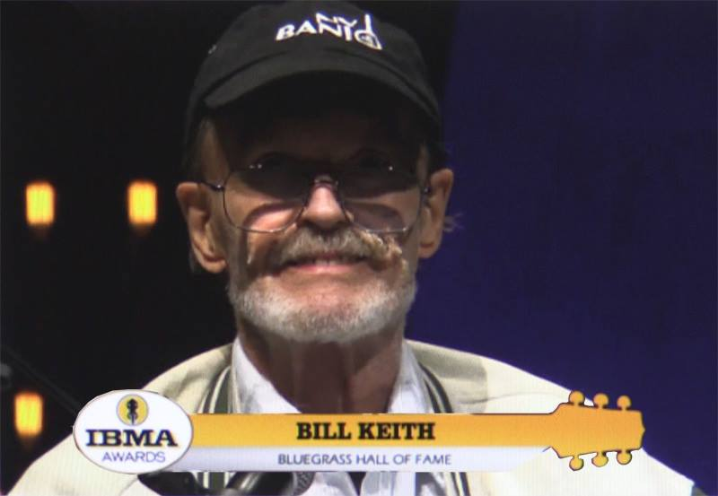 BillKeith at IBMA Hall of Fame Induction 2015