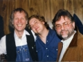gaJohn Hartford, Shawn Camp, Pat McInerney
