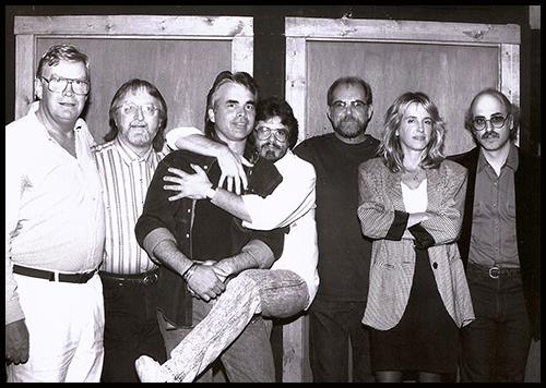 Forerunner Music - Jim Rooney, Pat Alger, Hal Ketchum. Mark Miller, Allen Reynolds, Terrel Tye