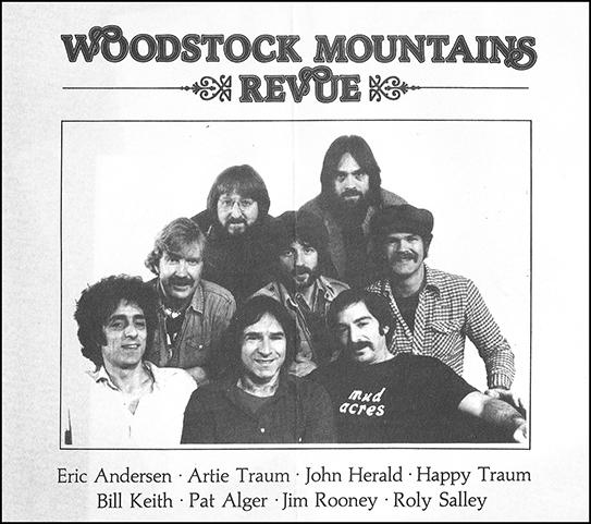 Woodstock Mountain Revue
