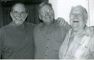 Allen Reynolds, Jim Rooney, Jack Clement