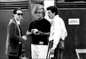 Paul Butterfield, Albert Grossman, Mike Bloomfield