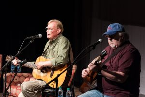 Jim Rooney, Pat Alger