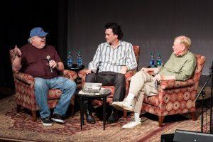 Pat Alger, Peter Cooper, Jim Rooney